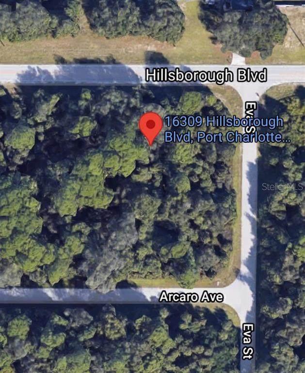16309 Hillsborough Boulevard, Port Charlotte, FL 33954 (MLS #A4507794) :: New Home Partners