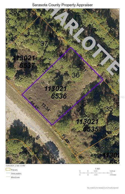 Hampshire Circle, North Port, FL 34288 (MLS #A4508213) :: CARE - Calhoun & Associates Real Estate