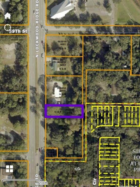 0 N Lockwood Ridge Road, Sarasota, FL 34243 (MLS #A4509804) :: Medway Realty