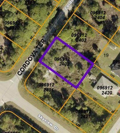 Cordova Terrace, North Port, FL 34291 (MLS #A4511415) :: Dalton Wade Real Estate Group