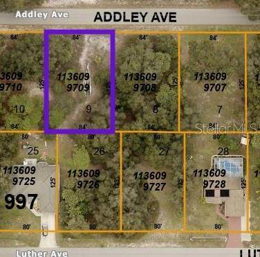 Addley Avenue, North Port, FL 34288 (MLS #A4512068) :: The Paxton Group