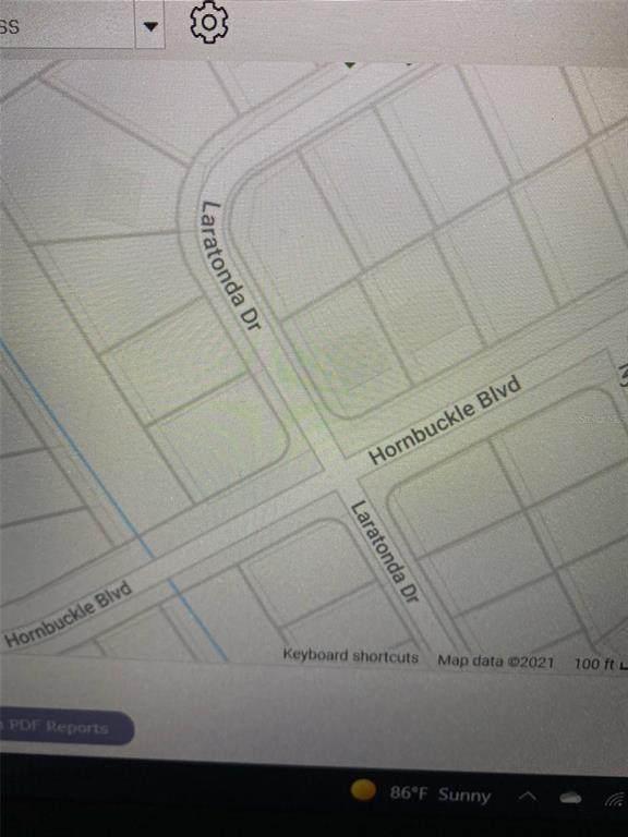Laratonda Road, North Port, FL 34291 (MLS #A4512802) :: MVP Realty