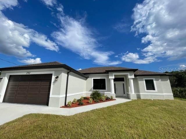 2702 Carolina St, North Port, FL 34288 (MLS #A4513302) :: SunCoast Home Experts