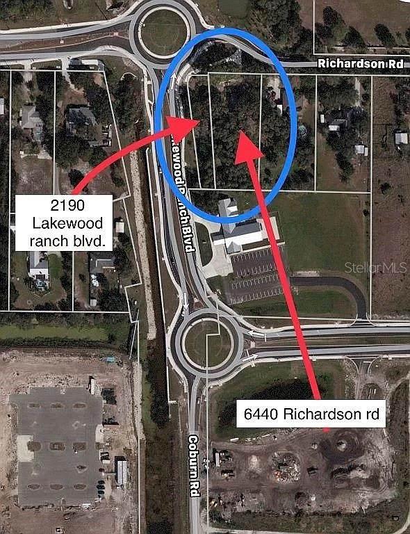 6440 Richardson Road, Sarasota, FL 34240 (MLS #A4513327) :: Expert Advisors Group