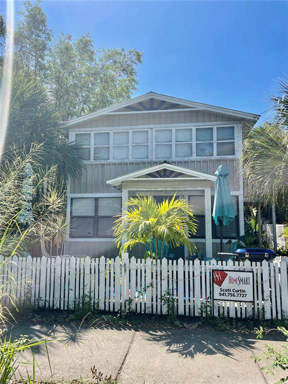 1810 Morrill Street, Sarasota, FL 34236 (MLS #A4513369) :: SunCoast Home Experts