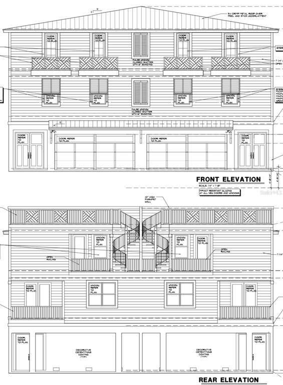2514 Avenue C A, Bradenton Beach, FL 34217 (MLS #A4514162) :: The Nathan Bangs Group