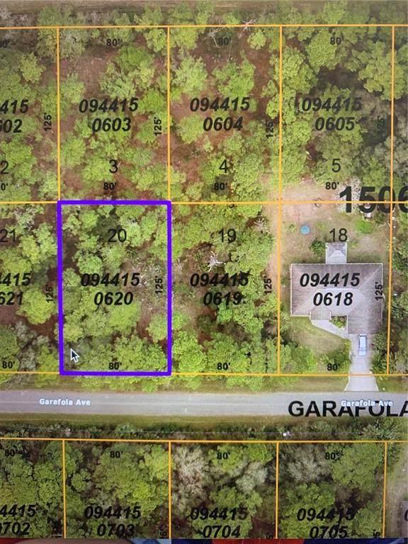 Garafola Avenue, North Port, FL 34291 (MLS #A4514850) :: Delgado Home Team at Keller Williams