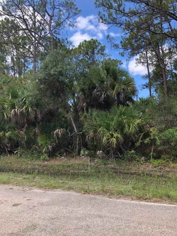 1185 Mallet Lane, Port Charlotte, FL 33953 (MLS #A4514855) :: Delgado Home Team at Keller Williams