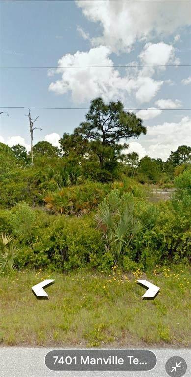 7400 Manville Terrace, Port Charlotte, FL 33981 (MLS #A4515061) :: The Hesse Team