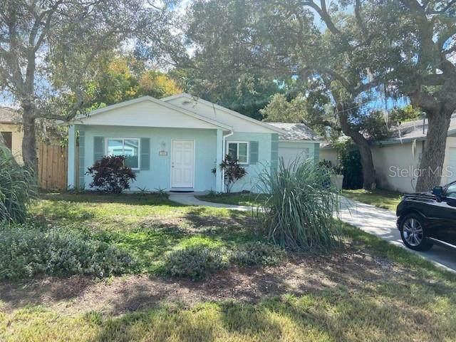 1768 Mova Street, Sarasota, FL 34231 (MLS #A4515159) :: RE/MAX LEGACY