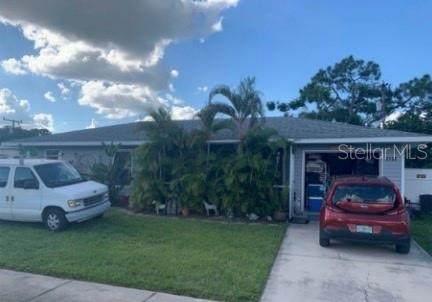3125 Whiting Lane, Port Charlotte, FL 33952 (MLS #A4515823) :: The Nathan Bangs Group