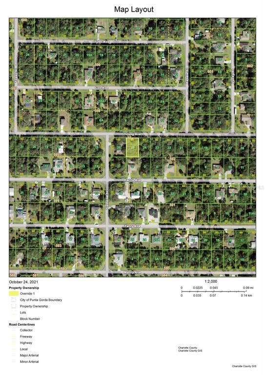 17423 Young Avenue, Port Charlotte, FL 33948 (MLS #A4515916) :: Orlando Homes Finder Team