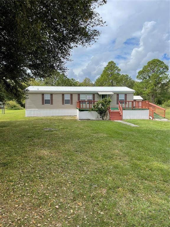 3225 Cypress Trails Drive, Polk City, FL 33868 (MLS #B4900854) :: Global Properties Realty & Investments