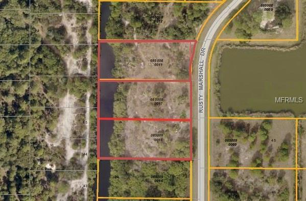 562,564,566 Rusty Marshall Drive, Englewood, FL 34223 (MLS #C7246998) :: Medway Realty