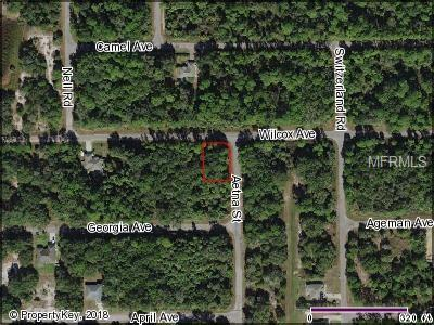 Aetna Street, North Port, FL 34288 (MLS #C7248004) :: RE/MAX Realtec Group