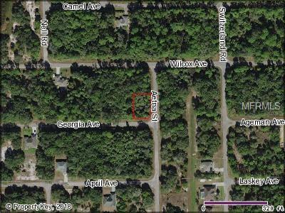 Aetna Street, North Port, FL 34288 (MLS #C7248009) :: Godwin Realty Group