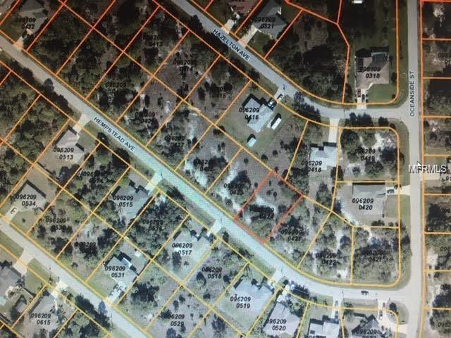 Hempstead Avenue, North Port, FL 34286 (MLS #C7248730) :: G World Properties