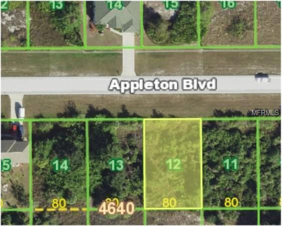 14127 Appleton Boulevard, Port Charlotte, FL 33981 (MLS #C7249374) :: The BRC Group, LLC