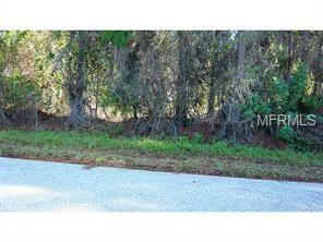 Lot 27 Hagerick Lane, North Port, FL 34288 (MLS #C7249555) :: Premium Properties Real Estate Services