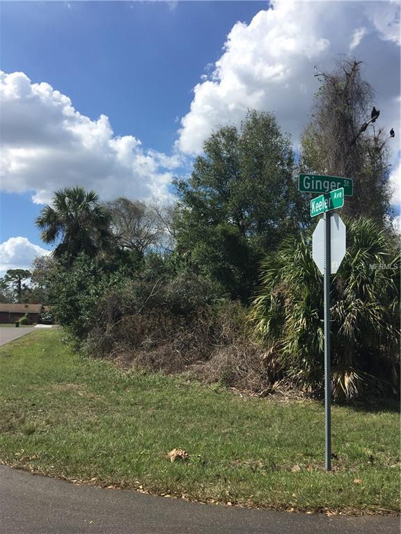 21016 Keeler Avenue, Port Charlotte, FL 33954 (MLS #C7249617) :: The Lockhart Team