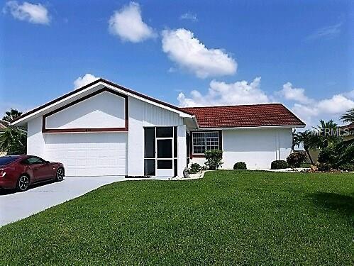 612 Macedonia Drive, Punta Gorda, FL 33950 (MLS #C7250163) :: Premium Properties Real Estate Services