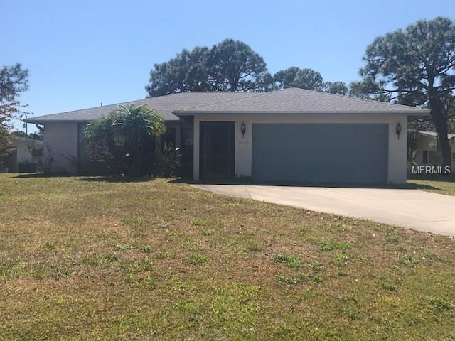 2049 Georgia Avenue, Englewood, FL 34224 (MLS #C7250531) :: White Sands Realty Group