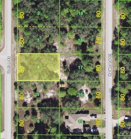 2070 Dorion Street, Port Charlotte, FL 33948 (MLS #C7250591) :: Premium Properties Real Estate Services