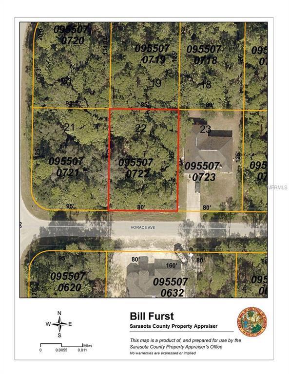 Horace Avenue, North Port, FL 34286 (MLS #C7250623) :: Griffin Group