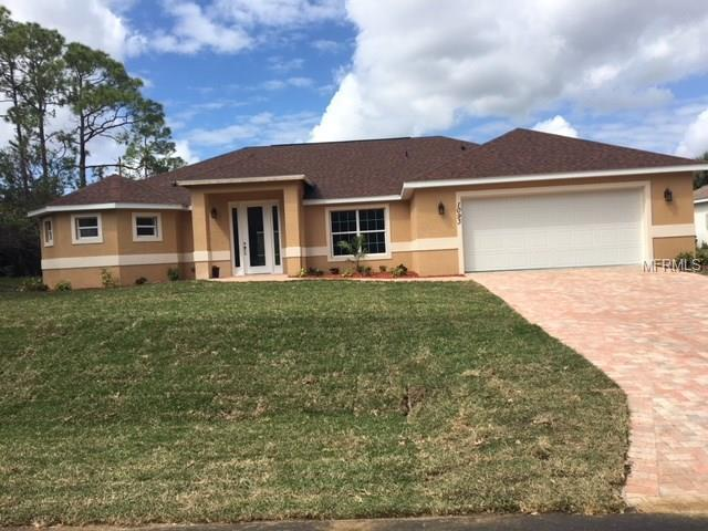 1093 Clearview Drive, Port Charlotte, FL 33953 (MLS #C7250757) :: Godwin Realty Group