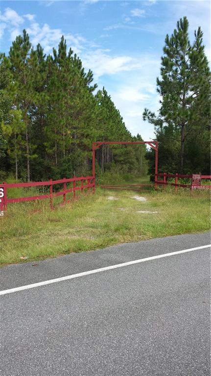 Unassigned Location Re, Perry, FL 32347 (MLS #C7250834) :: Mark and Joni Coulter | Better Homes and Gardens