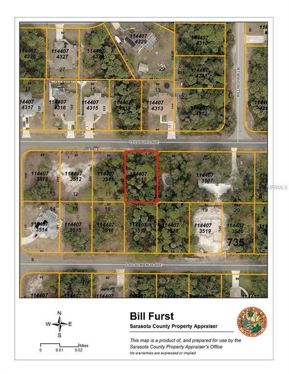 Leesburg Avenue, North Port, FL 34288 (MLS #C7251200) :: KELLER WILLIAMS CLASSIC VI