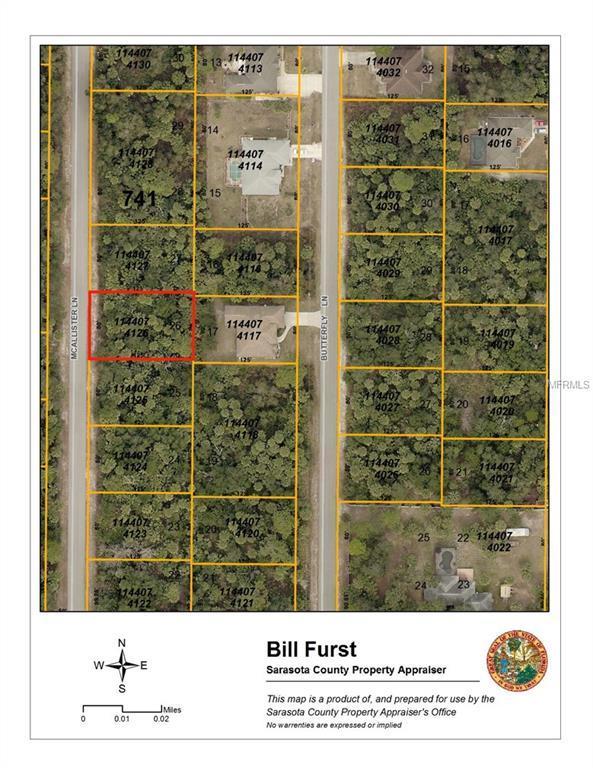 Mcallister Lane, North Port, FL 34288 (MLS #C7251201) :: KELLER WILLIAMS CLASSIC VI