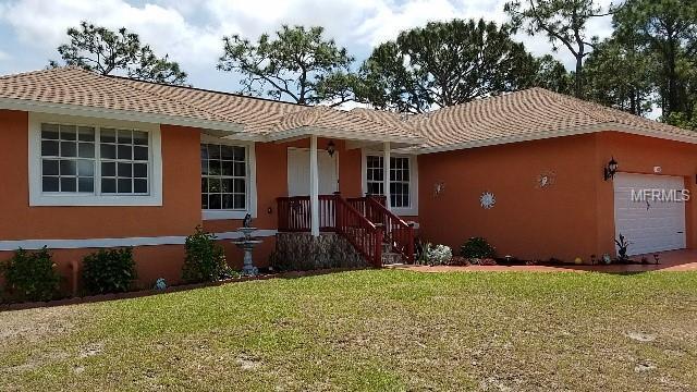 7410 Cohen Street, Port Charlotte, FL 33981 (MLS #C7400478) :: The Lora Keller & Jennifer Carpenter Team