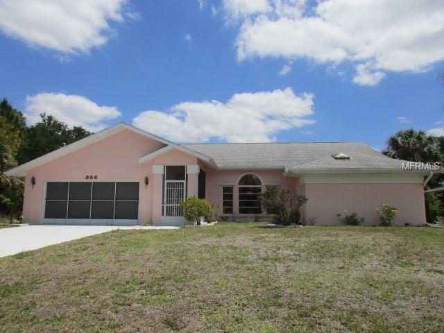386 Hinton Street, Port Charlotte, FL 33954 (MLS #C7400490) :: Medway Realty