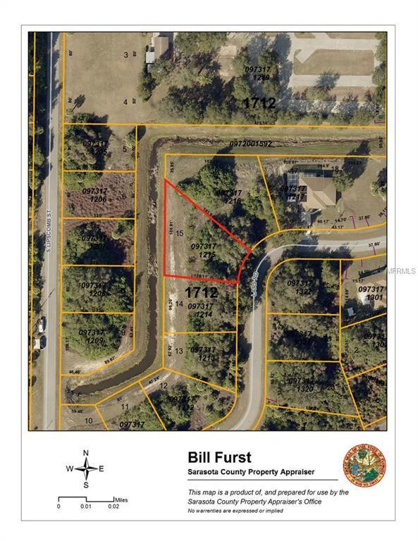 Lots 15 & 16 Lars Road, North Port, FL 34287 (MLS #C7400495) :: Team Pepka