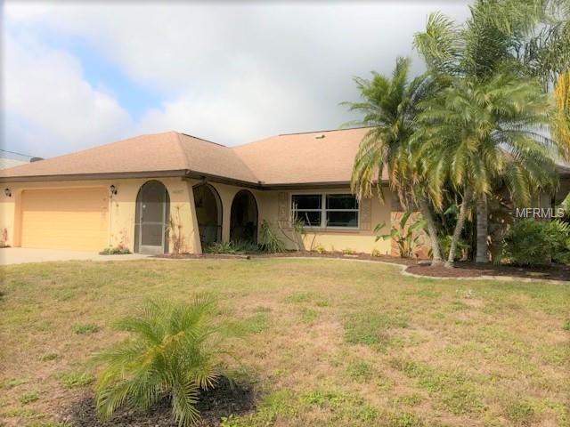 4067 Rock Creek Drive, Port Charlotte, FL 33948 (MLS #C7400536) :: RE/MAX Realtec Group