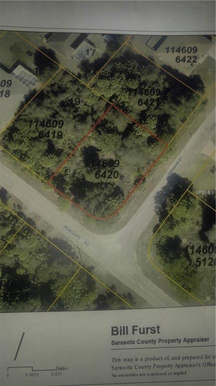 Dragon Street, North Port, FL 34288 (MLS #C7400611) :: Team Pepka