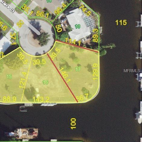 Belaire Lot #17 Court, Punta Gorda, FL 33950 (MLS #C7400632) :: G World Properties