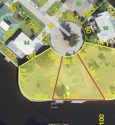 Belaire Lot #16 Court, Punta Gorda, FL 33950 (MLS #C7400679) :: Griffin Group