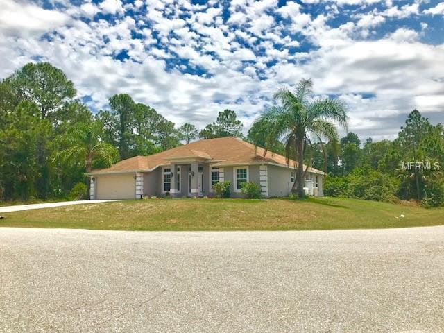 1707 Clarinet Avenue, North Port, FL 34288 (MLS #C7400799) :: Team Pepka
