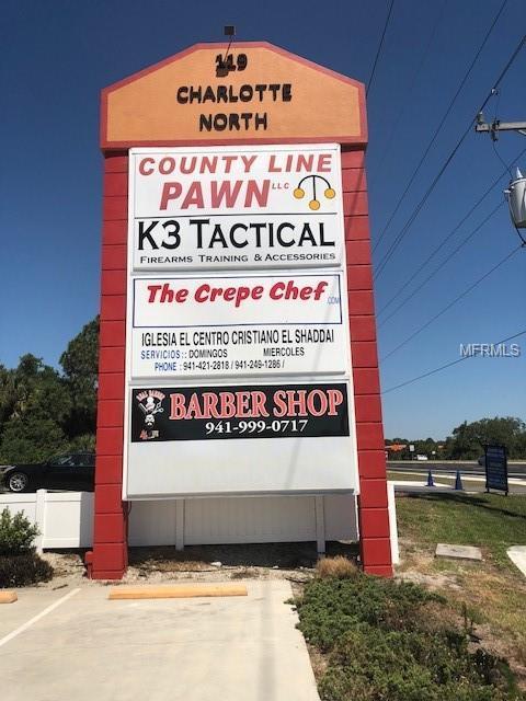 119 Tamiami Trail G, Port Charlotte, FL 33953 (MLS #C7401209) :: Team Pepka