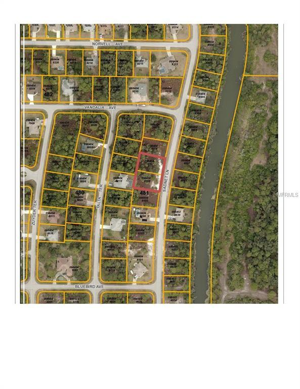 Sadnet Lane, North Port, FL 34286 (MLS #C7401323) :: Team Pepka