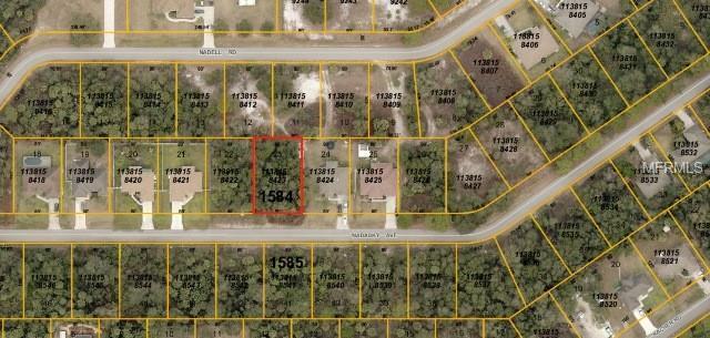 Nadasky Avenue, North Port, FL 34288 (MLS #C7401544) :: The Lockhart Team