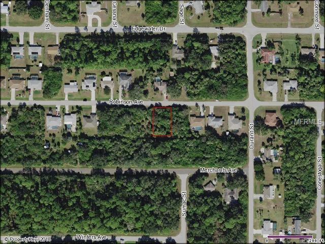 18235 Robinson Avenue, Port Charlotte, FL 33948 (MLS #C7402053) :: The Price Group
