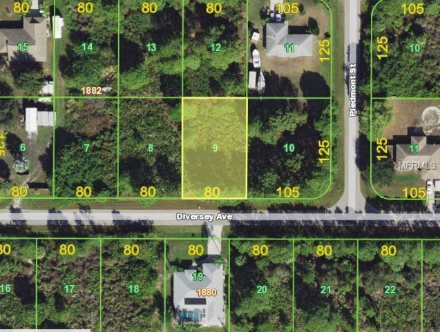 12106 Diversey Avenue, Port Charlotte, FL 33981 (MLS #C7402373) :: The Lockhart Team
