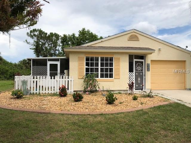 420 Rose Apple Circle, Port Charlotte, FL 33954 (MLS #C7402413) :: The Duncan Duo Team
