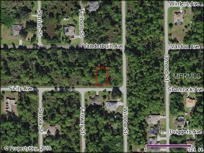 18106 Sicily Avenue, Port Charlotte, FL 33948 (MLS #C7402488) :: The Lockhart Team