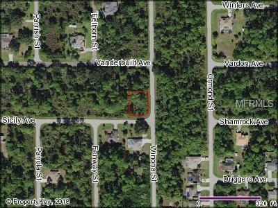 18116 Sicily Avenue, Port Charlotte, FL 33948 (MLS #C7402492) :: The Lockhart Team