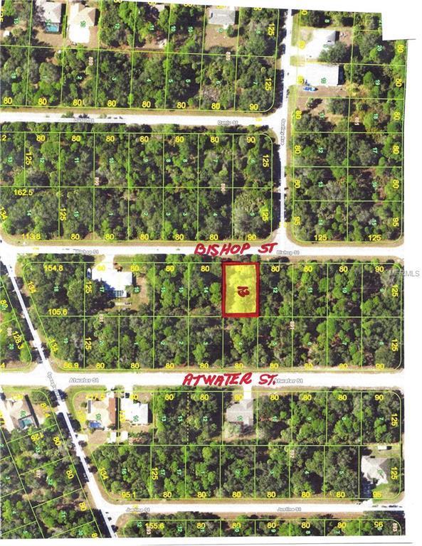 158 Bishop Street, Port Charlotte, FL 33954 (MLS #C7402568) :: Griffin Group