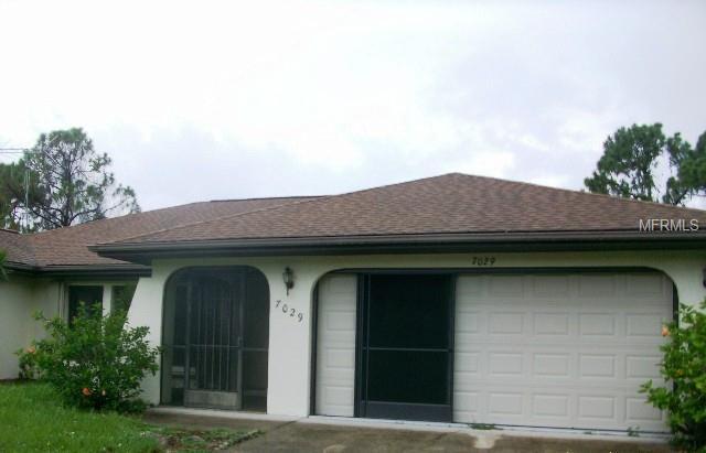 7029 Sea Mist Drive, Port Charlotte, FL 33981 (MLS #C7402748) :: The BRC Group, LLC
